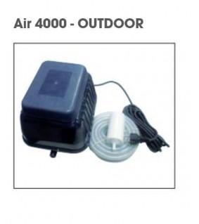 Ubbink ilmapumppu Air 4000 ulkokäyttöön