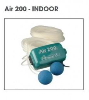 Ubbink Ilmapumppu Air 200 sisäkäyttöön