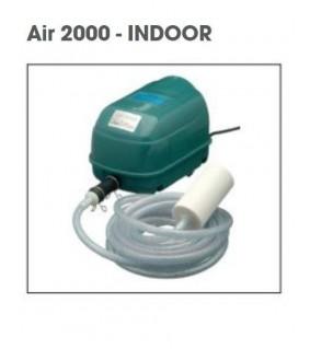 Ubbink Ilmapumppu Air 2000 sisäkäyttöön