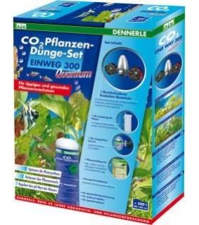 Dennerle CO2 fertilizer kit 300 Quantum