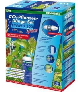 Dennerle CO2 fertilizer kit 300 Space