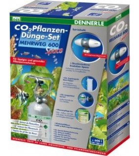 Dennerle REUSABLE 600 SPACE