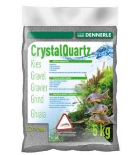 Dennerle gravel 10 kg slate grey