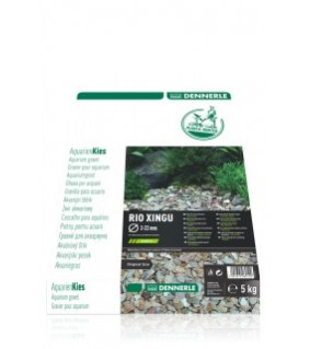 Dennerle Natural gravel Plantahunter Rio Xingu MIX 2-22 mm