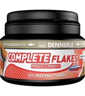 Dennerle Complete flakes 200ml tin