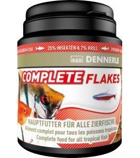 Dennerle Complete Gourmet Flakes 750ml tin