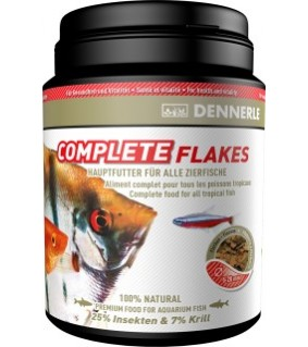 Dennerle Complete Gourmet Flakes 1000ml tin