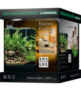 Dennerle NANOCube Complete+ 20 L - Power LED 5.0 NEW