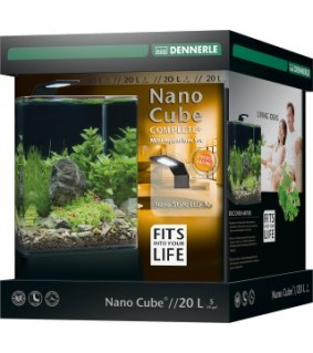 Dennerle NANOCube Complete+ 20 L - Style LED M NEW