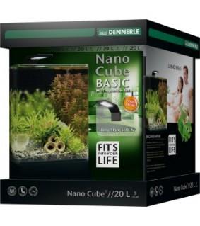 Dennerle NANO Cube Basic 20L - Style LED M NEW