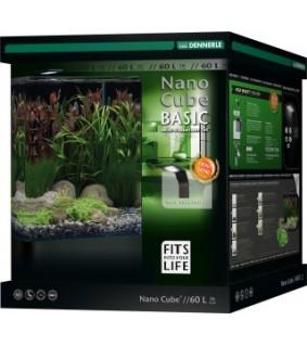 Dennerle NANO Cube Basic 60L - Style LED L NEW