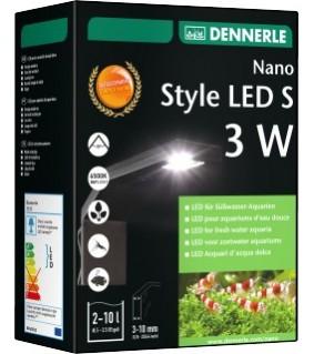 Dennerle NANO Style LED S - 3 W
