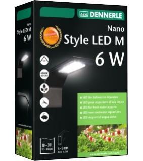 Dennerle NANO Style LED M - 6 W