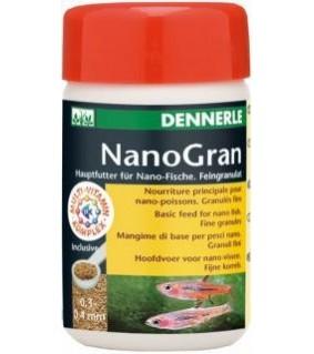Dennerle Nano Gran - Basic feed 55g