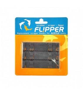 Flipper Magnet Standard varaterä akryylille