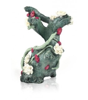 Oase biOrb Flower trunk ornament green
