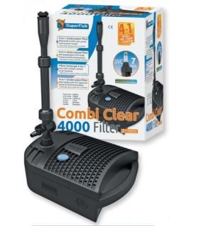 Superfish COMBI CLEAR 4000 - UVC 5W- POMP 2000L/H