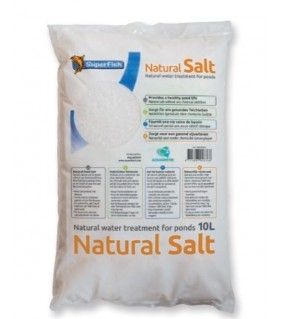 Superfish POND NATURAL SALT BAG 10 LTR
