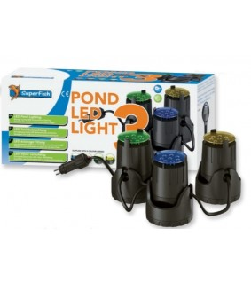 Superfish POND LED LIGHT 3 X