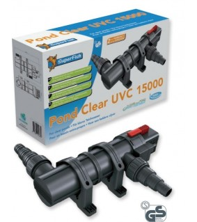 Superfish PONDCLEAR UVC 18W/15.000 LTR