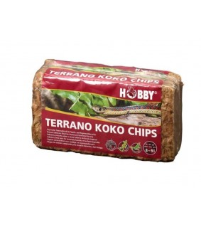 Hobby Terrano Koko Chips for 8-9 l