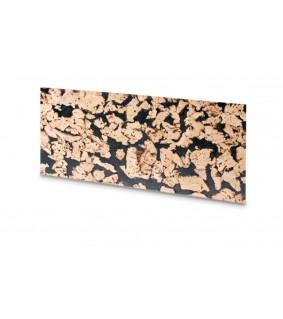 Hobby Cork Background Borneo, black 600x300x3 mm, 2 pcs.