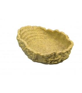 Hobby Bathing Dish, ochre 2,000 ml, 29x9x22 cm