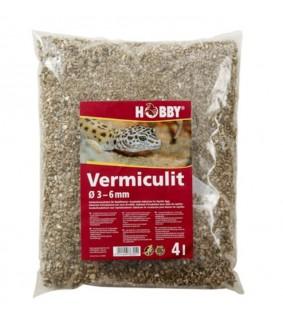Hobby Vermiculit Ø 3-6 mm, 4 l