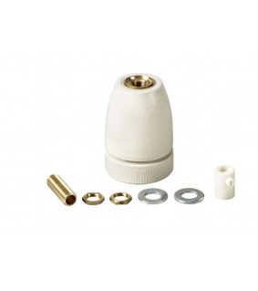 Hobby Ceramic Fitting with brass screw thread