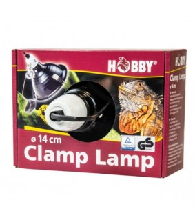 Hobby Clamp Lamp Ø 14 cm
