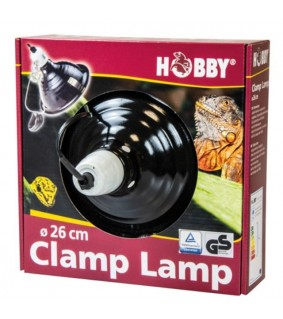 Hobby Clamp Lamp Ø 26 cm