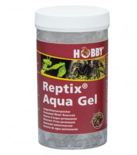 Hobby Reptix Aqua Gel, Permanent water reservoir 250 ml