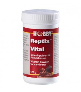 Hobby Reptix Vital, Vitamin powder for carnivores 120 g