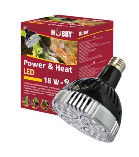 Hobby Power + Heat LED 18 W