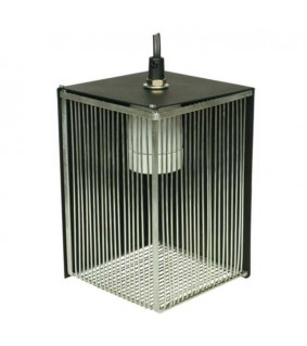 Hobby Reflector Lamp Holder, for 150 W 14x14x25 cm