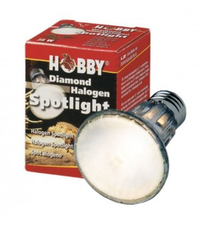 Hobby Diamond Halogen Spotlight 75 W