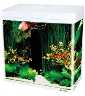 Boyu MS LED akvaario 45 l, valkoinen