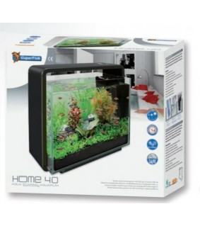 SUPERFISH HOME 40 AQUARIUM WHITE