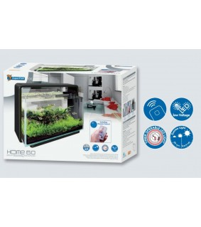 SUPERFISH HOME 60 AQUARIUM BLACK