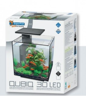 SUPERFISH QUBIQ 30 LED WHITE