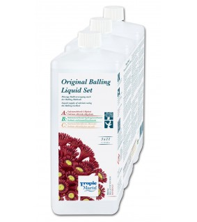 Tropic Marin Part ABC Original Balling Refill kit 3x1l