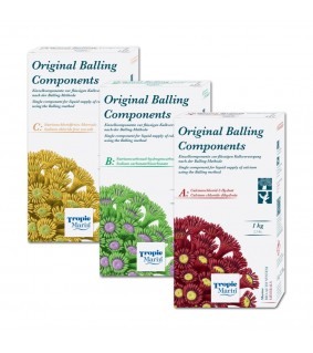 Tropic Marin Part ABC Original Balling Components 3x1kg