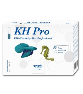 Tropic Marin KH/Alkalinity-Test PROFESSIONAL Freshwater / Saltwater