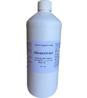 Eikenextract tammiuute 1000 ml