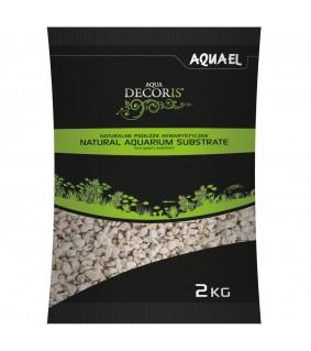 Aqua Decoris Sora 2kg 2-4mm vaaleanharmaa