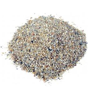Akaariohiekka vaalea 25kg,2-4mm