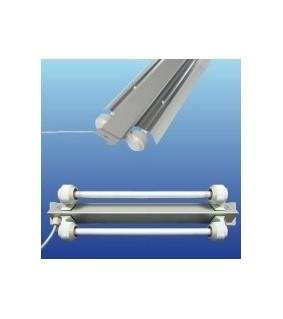 Aqua Connect Reflektor LongLife Parabolreflektor für LUMIMASTER 24W beschichtet