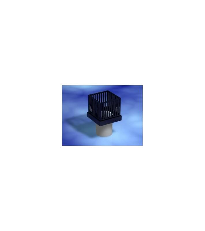 Aqua Connect Ablauf Cube ohne Deckel für 40 mm Rohr