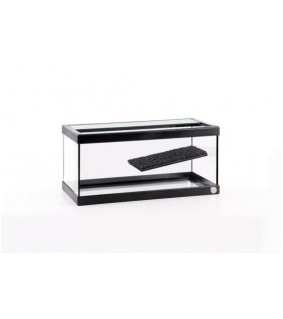 beta acuarios Aqua 50 Black 23 L Float Glass