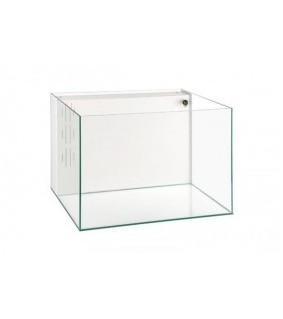 beta acuarios Compact 80 White 160 L Float Glass